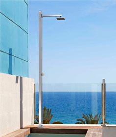 Niagara Stainless Steel Swimming Pool Shower