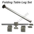 Campervan Folding table leg set
