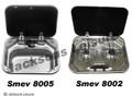 Smev 8005 Sink & Smev 8002 2 Burner Hob Combo