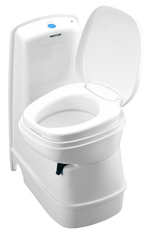 thetford c200 cwe caravan motorhome electric flush. Black Bedroom Furniture Sets. Home Design Ideas