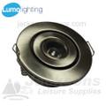 Lumo 01A LED DownLite 1.0W Caravan Recessed Light