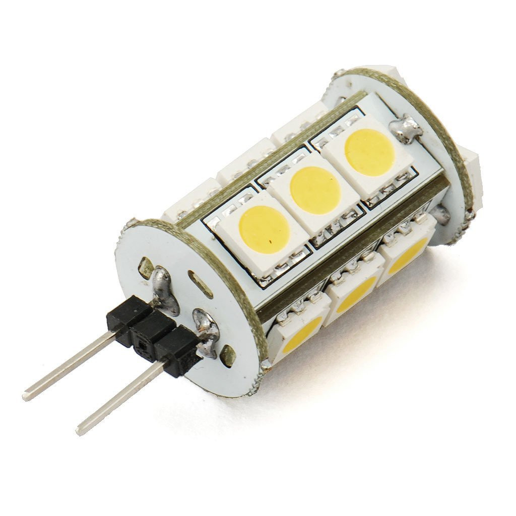 G4 Tower Style 12 Volt Led Replacement Bulbs Lamps Caravan