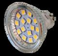15 SMD MR16 LED Lamp MR16 LED Motorhome Caravan Replacement Bulbs