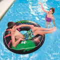 River Gator 47 Inch Swimming Pool Tube Ring (36108EU)