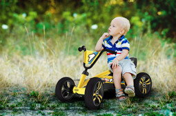Berg Buzzy Kid's Pedal Go Kart (24.30.00)