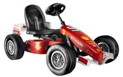 Berg Ferrari 150° Italia Kid's Pedal Go Kart (242300)