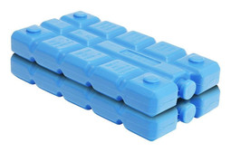 Cool Box Ice Pack Cooler Freezer Block Twin Pack (750200)