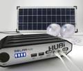 HUBi 10k Power & Lighting Expandable Solar Hub Kit System (HUBI1010A