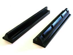 ABS Caravan & Motorhome Solar Panel Profile 53cm Rail (2-Pack) (STMP002)