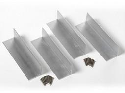 Solar Panel Universal Fitting Kit with 16 Fixing Screws (FKA08)