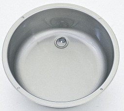 Dometic Smev VA928 Round Caravan Sink Unit
