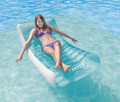Intex Rockin' Lounge Inflatable Luxury Pool Recliner Lilo (58856)