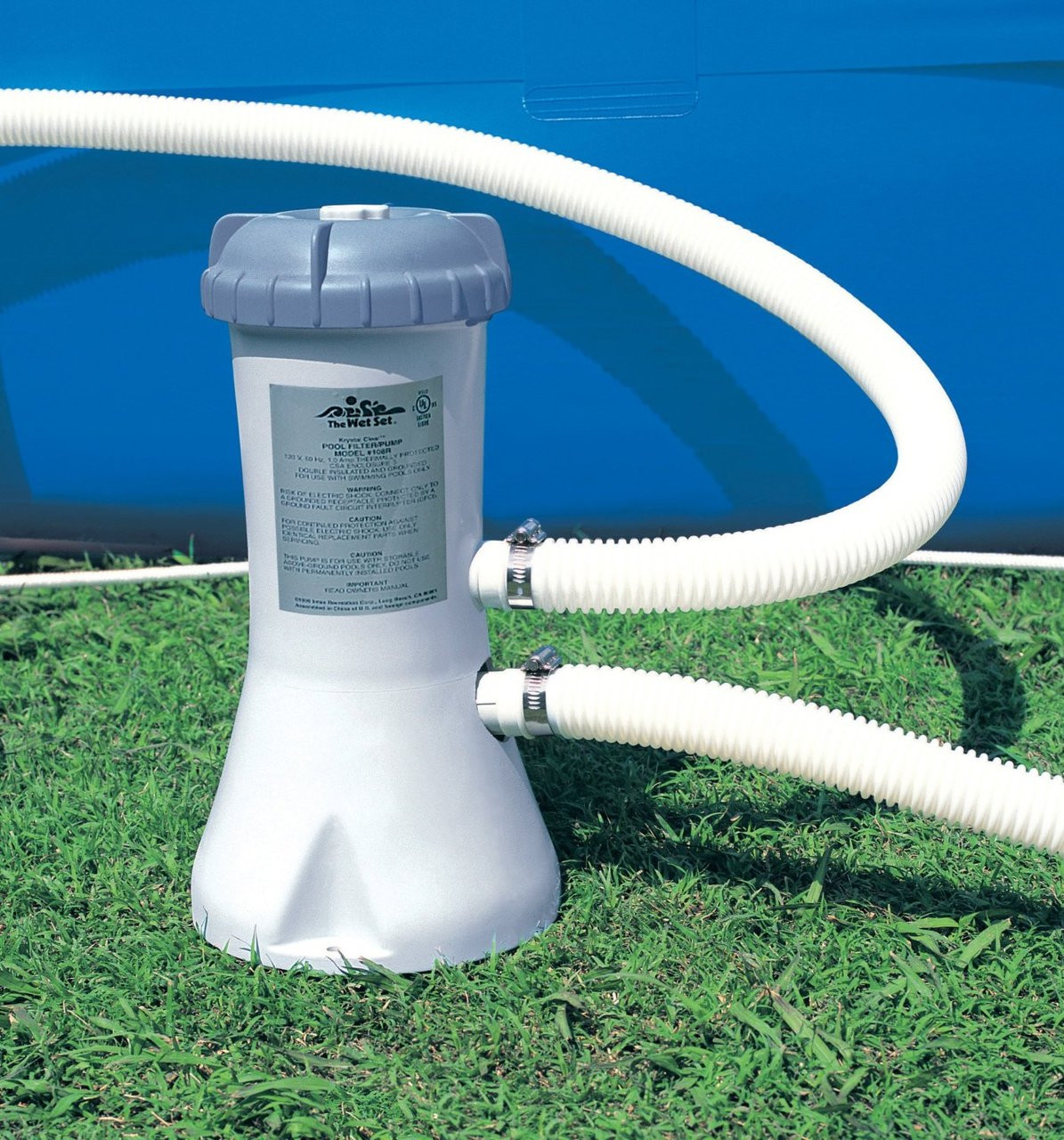 Intex 1000 Gallon Above Ground Swimming Pool Cartridge