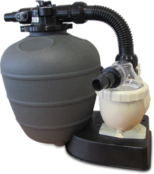 Emaux Ultra Swimming Pool Sand Filter and Pump System