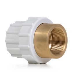 "1.5"" Composite Union FT/P Swimming Pool ABS Pipe Fitting Female Thread"