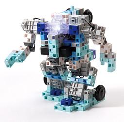 Artec Blocks Transforming Robotist Robot to Car Building Educational Toy Kit (153210)