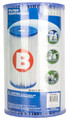 Intex B filter cartridge 59905 (078257599059)