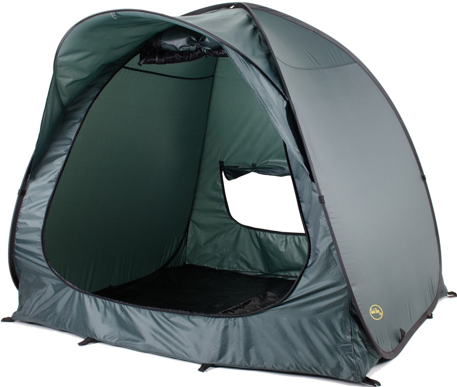 Quick Pop Up Fishing Bivvy 2000 Sports Shelter Tent Fast Erect
