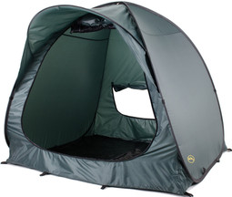 Pop Up Fishing Bivvy Sports Shelter Ideal for fishing archery or bowls.  sc 1 st  Jacksons Leisure & Quick Pop Up Fishing Bivvy 2000 Sports Shelter Tent Fast Erect
