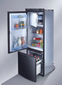Dometic RMF8505 Absorption Caravan Fridge Freezer (open)