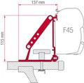 Fiamma F45 Awning Roof Rails Installation Kit Auto Adapter Brackets (98655-310)