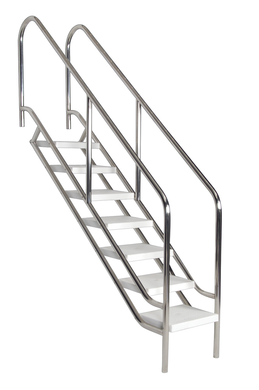 500mm Disabled Access Swimming Pool Ladders