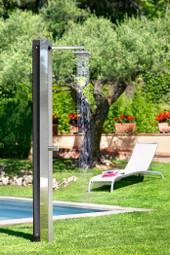 Niagara Swimming Pool Solar Shower with Mixer Valve