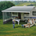 Dometic Perfectroof PR2500 Roof Mounted Motorhome and Caravan Awning
