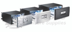 Dometic Waeco CD 20 Compressor Motorhome/Campervan Fridge | Black, White, Stainless Steel