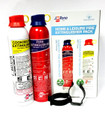 JacTone Home & Leisure Fire Extinguisher ABC + ABF Pack
