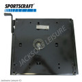 Sportcraft Seat Swivel for Fiat Ducato front