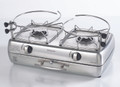 Dometic Origo Two 2 burner spirit alcohol camping or marine stove
