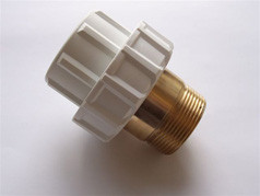"""1.5 """"Composite Union MT/P Swimming Pool ABS Pipe Fittings Male Thread"""