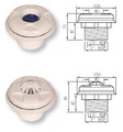 Certikin Wall Inlets for Liner Pool