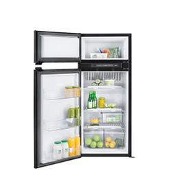 Interior of Thetford N3170 Refrigerator & Freezer