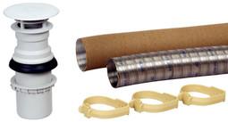 Truma Roof Flue Kit for Truma S3004 & S5004 Gas Caravan Heater