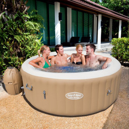 Lazy Spa Palm Springs inflatable hot tub