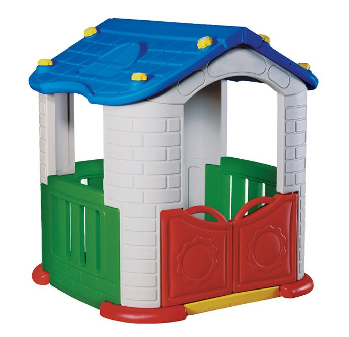 9a7b2257b13f Sunshine Children's Indoor or Outdoor Modular Playhouse Kids blue ...