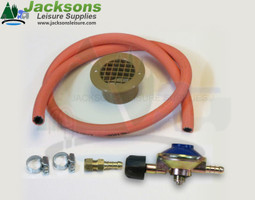 Camping Gas Campervan & Motorhome Conversion Starter Kit - Gaz Regulator