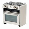 Voyager 4500 Boat Campervan Oven Closed