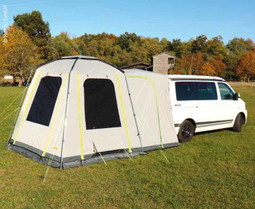 REIMO Uni Van Universal Rear Awning For Campervan