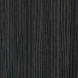The grain of the Hacienda Black lightweight motorhome furniture plu