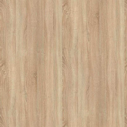 Bardolino Oak 15mm lightweight furniture ply board grain detail image
