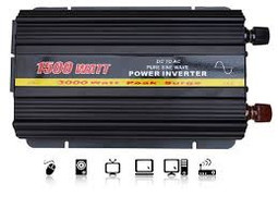 1500 watt pure sinewave inverter