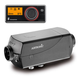 This Eberspacher Airtronic D2L kit includes the new EasyStart Pro control panel