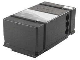 Dometic HB2500 Box Showing Side Air Outlet
