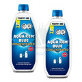 Thetford Aqua Kem Blue now comes in a concentrated form meaning the bottles are smaller and the value is better. Aqua Kem Blue in concentrated form uses an enhanced formula in comparison to the original Aqua Kem Blue. Suitable for your caravan campervan or motorhome cassette toilet or porta potti