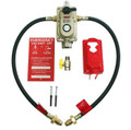 The Continental RF6030 OPSO kit suitable for automatic changeover between 2 propane LPG gas cylinders