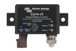 Victron Cyrix-ct 12/24V 230A Leisure Battery Combiner