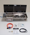 Dometic Smev 9722 GAZ installation Kit